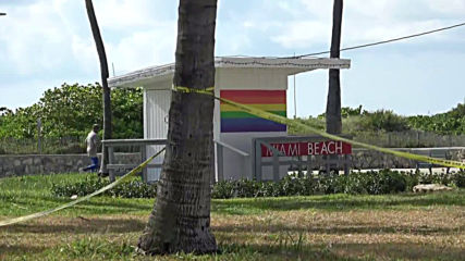 USA: Miami Beach desolate as beaches closed amid COVID-19 outbreak