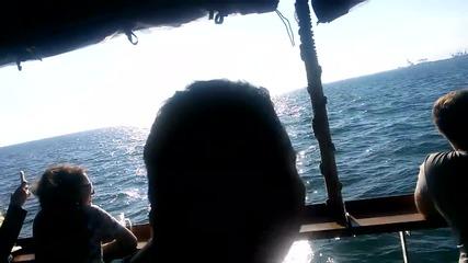 Плаване в Солунския залив