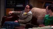 The Big Bang Theory - Season 3, Episode 3 | Теория за големия взрив - Сезон 3, Епизод 3