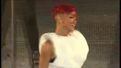 Rihanna - Rude Boy @ Summertime Ball 2010