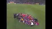 we are the champions - barcelona 2009