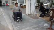 Telenovela La Gata Detrs De Cmaras Pasatiempo De Daniel Arenas Pablo En El Foro - Maite Perroni