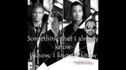Backstreet Boys - Something That I Already Know with lyrics