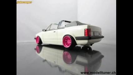 1/18 Ford Escort Cabriolet Tuning