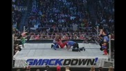 Team Angle vs Los Guerreros - Част 2 | Wwe Smackdown 6.2.2003