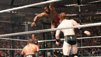 WWE Championship Elimination Chamber Match: WWE Elimination Chamber 2010 (Full Match - WWE Network Exclusive)