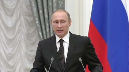 Russia: Putin addresses Turkey's shooting down of Russian Su-24