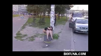 Пияни и надрусани чисти курви