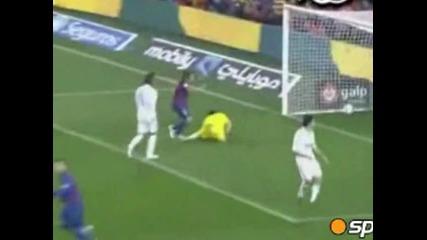 Барселона - Реал Мадрид 25.01.2012 (головете)