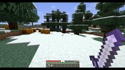 Minecraft представяне на сървър !!!