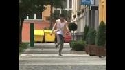 Lg Optimus }{ Снимане на рекламата с И Мин Хо }{ Lee Min Ho