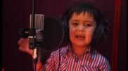 Baha Mumin Супер 4 летний мальчик Зажигает на Таджикском! Ча