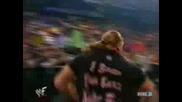 Wwf Jeff Hardy Удря Със Стол Hhh & Ледения