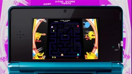 E3 2011: Pac-man & Galaga Dimensions - Pac-man Ce & Galaga Trailer