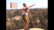 12 минути силова тренировка- упражнения с пудовка