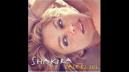 Превод! Shakira - Addicted To You (sale El Sol 2010)