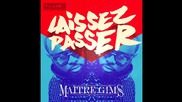 New! 2015 | Maître Gims - Laissez passer + Превод