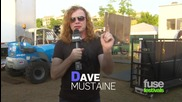 Megadeth on Rob Zombie, Album Anniversaries - Beale St Music Festival 2012