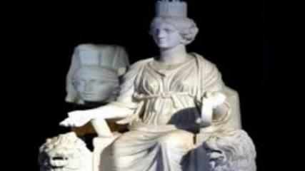 Богинята-майка Кибела ( История на изкуството за деца Бнр )