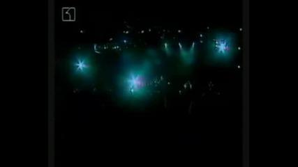 Metallica В Пловдив.. Края На The Memory Remains..