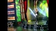 Емилия - Изнервяш Ме - На Живо В Шоуто На Азис