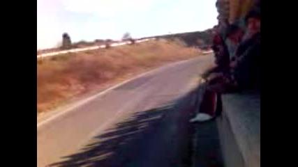 Rally Burgas - 21.11.2006 (clip 24)
