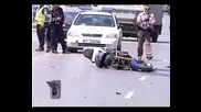 Моторист загина в катастрофа с такси