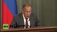 Russia: FM Lavrov and FM Kishida discuss Kuril Islands dispute