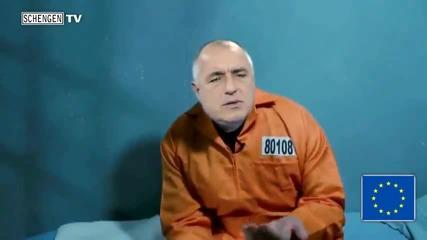 Бойко Борисов в едно откровено интервю за Шенген Tv
