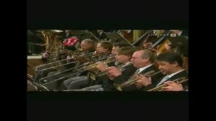 Vienna Philharmonic Orchestra Radetzky Neujahrskonzert 2008