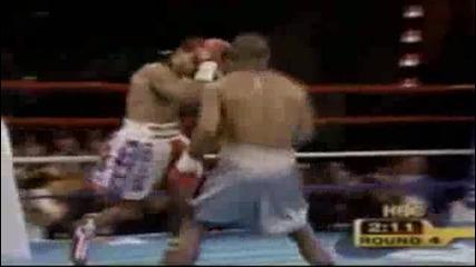Най - бързите ръце в бокса