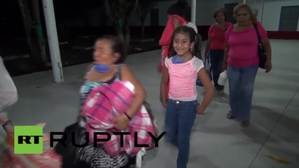 Mexico: Hundreds evacuated due to volcano threat