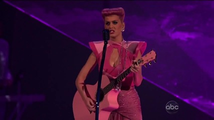Katy Perry - The One That Got Away ( American Music Awards 2011 )