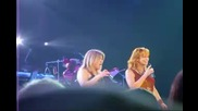 Kelly Clarkson Feat Reba Mcentire A Moment Like This Live Harbor Yard Arena, Bridgeport County