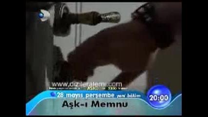 Забранеият Плод Ask-i Memnu 35 епизод fragman