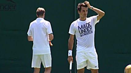 Сезонът приключи за Роджър Федерер