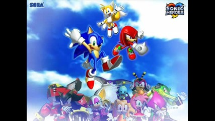 Sonic Heroes - What I m Made Of {metal Overlord}