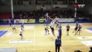Обзор на Суперлига Волейбол - IX-ти кръг /първа част/