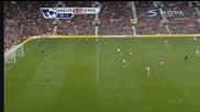 Man Utd - Liverpool 3:2 - Трите гола на Бербатов