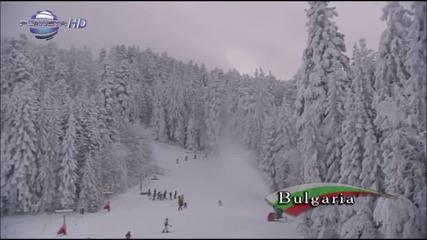Картини от България - Зимна приказка