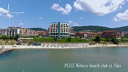 Pulse Beach Wellness Club, Свети Влас