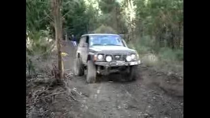 Mitsubishi Pajero Vs. Nissan Patrol