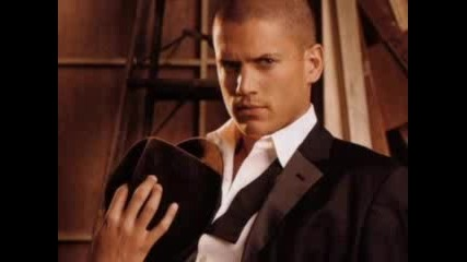 Wentworth Miller And Robert Hoffman - Hot And So Sexy
