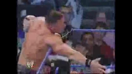 Cena And Mysterio