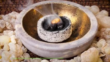 Тамянът - магическата смола, която леува всички болести