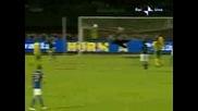 Литва - Италия 0 - 2 (Куалиарела)