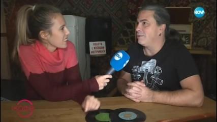 Наско от БТР за българксата и сръбска Коледа - На кафе (12.12.2018)