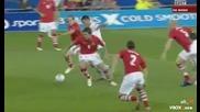 Уелс 0:1 България с гол на Ивелин Попов