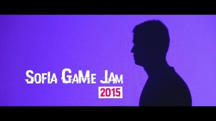 Sofia Game Jam 2015 - където само сънят е пречка за създаване на вдъхновяващи игри