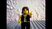 We Will Rock You in Lego